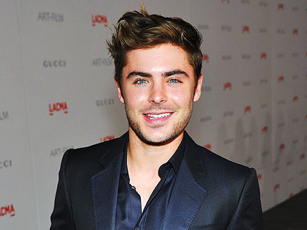 What's for Dinner? Zac Efron Orders for His Friends