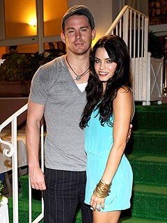 Couples Watch: Channing Tatum Celebrates Jenna Dewan's New TV Show in L.A. | Channing Tatum, Jenna Dewan