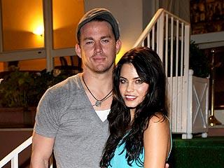 Channing Tatum Celebrates Jenna Dewan's New TV Show in L.A.   Channing Tatum, Jenna Dewan