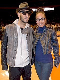 Alicia Keys: Being Married Is 'So Fly' | Alicia Keys, Swizz Beatz