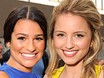 Lea Michele & Dianna Agron Have a Girls' Night | Dianna Agron, Lea Michele