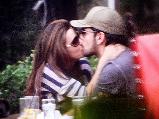 Eva Longoria & Eduardo Cruz's Hot (Chocolate) Date Night in L.A.
