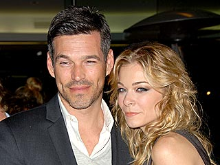 LeAnn & Eddie Share a Tequila Shot at Brunch | Eddie Cibrian, LeAnn Rimes