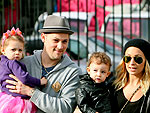 Nicole Richie & Kids Cheer on Joel Madden at Chicago Concert | Joel Madden, Nicole Richie