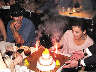 Couples Watch: Eva Longoria Celebrates Her Birthday (Again!) with Eduardo Cruz | Eduardo Cruz, Eva Longoria