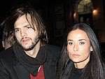 Ashton Kutcher & Demi Moore Join Bruce Willis & Emma Heming in N.Y.C. | Ashton Kutcher, Demi Moore