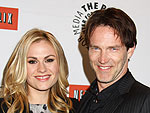 Couples Watch: Anna Paquin & Stephen Moyer's Surf & Turf Dinner | Anna Paquin, Stephen Moyer