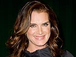Brooke Shields's Birthday Treat: Customized Butter Cream Cake | Brooke Shields