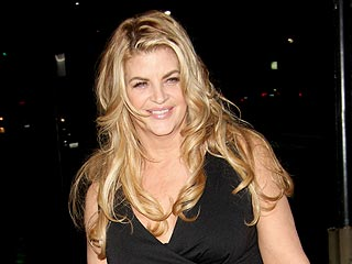 Kirstie Alley's Dancing with the Stars New York City Reunion | Kirstie Alley