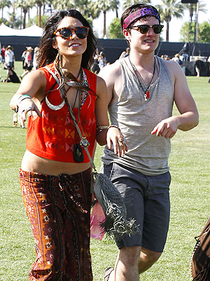 Vanessa Hudgens & Josh Hutcherson Dance the Night Away in N.Y.C. | Josh Hutcherson, Vanessa Hudgens