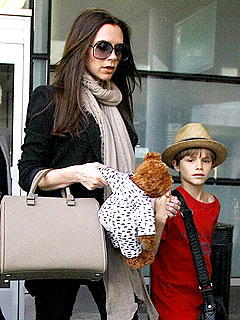 Victoria Beckham's Post-Royal Wedding Family Brunch in N.Y.C. | Victoria Beckham