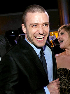 Justin Timberlake's Guys-Only Party Night in L.A. | Justin Timberlake