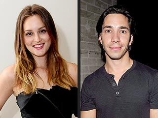 Is Leighton Meester Dating Justin Long? | Justin Long, Leighton Meester