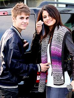 Justin Bieber & Selena Gomez Find Secret Pizza in Sin City