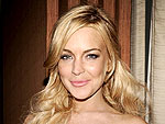 Lindsay Lohan's Picture-Perfect Feast in Miami Beach | Lindsay Lohan