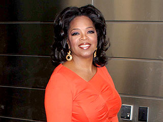 Oprah Celebrates Final Show with Champagne, Truffles & Maria Shriver | Oprah Winfrey