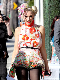 Inside Gwen Stefani&#39;s Japanese Tea Party