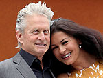 Inside Catherine Zeta-Jones & Michael Douglas&#39;s Festive Family Dinner | Catherine Zeta-Jones, Michael Douglas