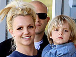 Britney Takes Her Boys Shopping in L.A. | Britney Spears
