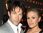 Anna Paquin & Stephen Moyer Experiment with Food | Anna Paquin, Stephen Moyer