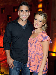 Ali Fedotowsky & Roberto Martinez Party in San Diego