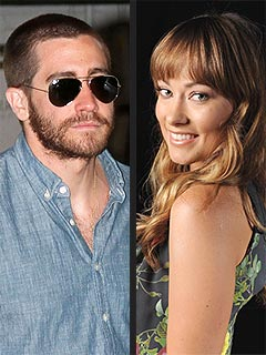 Caught in the Act! | Jake Gyllenhaal, Olivia Wilde