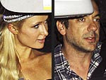 Paris Hilton&#39;s Romantic Night with Hangover Director Todd Phillips