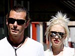 Gwen & Gavin Shop for Stylish Shoes for Their Boys | Gavin Rossdale, Gwen Stefani