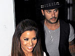 Eva & Eduardo's Hands-On Dinner at the Chateau Marmont | Eduardo Cruz, Eva Longoria
