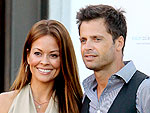 Brooke Burke & David Charvet's Arty Outing | Brooke Burke, David Charvet