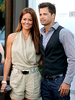 Couples Watch: Brooke Burke & David Charvet's Arty Outing | Brooke Burke, David Charvet
