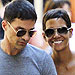 Te Amo! Halle & Olivier Jet to Spain with Nahla | Halle Berry, Olivier Martinez