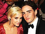 Ashlee Simpson & Vincent Piazza's PDA-Filled Party Night | Ashlee Simpson