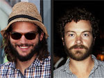 Ashton Kutcher Parties with a That '70s Show Costar | Ashton Kutcher, Danny Masterson