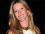 Gisele Bündchen Feasts on Japanese Food in Boston | Gisele Bundchen