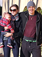 Orlando & Miranda Give Son Flynn a Tour of Paris | Miranda Kerr, Orlando Bloom