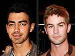 Joe Jonas & Chace Crawford Buddy Up in N.Y.C. | Chace Crawford, Joe Jonas