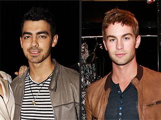 Joe Jonas & Chace Crawford Buddy Up in N.Y.C. | Chace Crawford, Joe Jonas