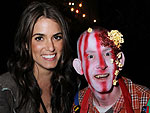 Glee Stars, Nikki Reed Get Spooked at the Haunted Hayride | Nikki Reed