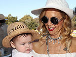 Rachel Zoe Treats Son Skyler to a Polo Match | Rachel Zoe