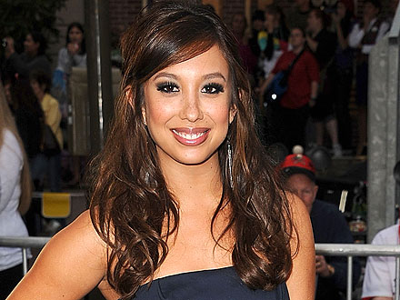 Cheryl Burke Parties (and Dances) with Her DWTS Costars | Cheryl Burke