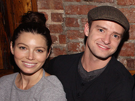 Justin Timberlake and Jessica Biel Engaged