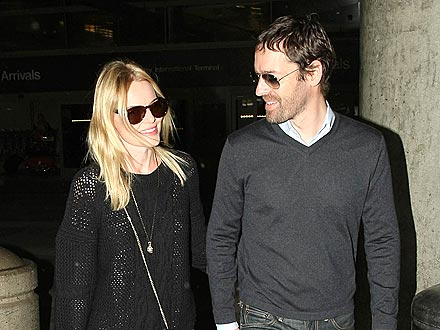 Kate Bosworth Shows Off Her Beau at a Fashion-Forward Dinner