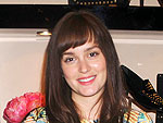 Leighton Meester Hosts a Fashion-Forward Bash in N.Y.C. | Leighton Meester