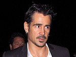 Colin Farrell Cracks Up with Christopher Walken at Chateau Marmont | Colin Farrell