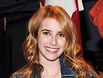 Emma Roberts Stocks up at Diesel | Emma Roberts