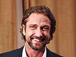 Gerard Butler Skips the Alcohol (But Enjoys the Ladies) at an L.A. Party | Gerard Butler