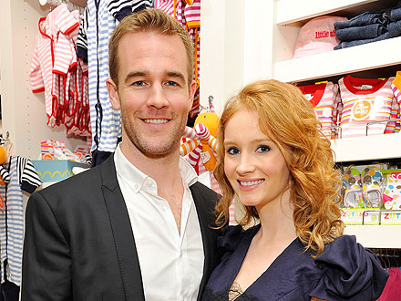 James & Kimberly Van Der Beek Support a Children's Charity in L.A.