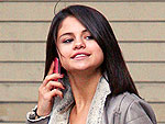 Selena Gomez Gets Pampered with Hair Extensions in L.A. | Selena Gomez