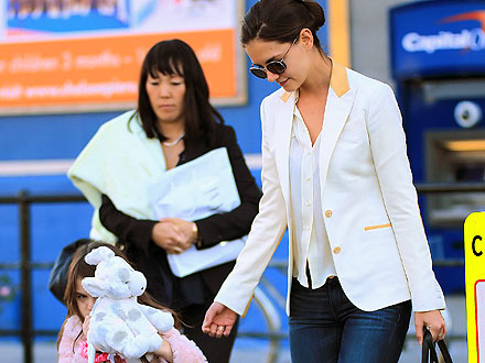 Katie & Suri's Big Apple Playdate